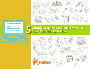 Download 5 Steps to a Website Guide